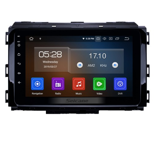 8 Zoll 2014-2019 Kia Karneval HD Touchscreen Android 9.0 GPS-Navigationsradio WIFI Bluetooth Carplay Musik USB AUX-Unterstützung Ersatzkamera 1080P