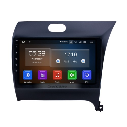 2012-2016 Kia K3 RHD Android 9.0 9 Zoll GPS-Navigationssystem radio Bluetooth HD Touchscreen Wlan USB Carplay Unterstützung Digital TV