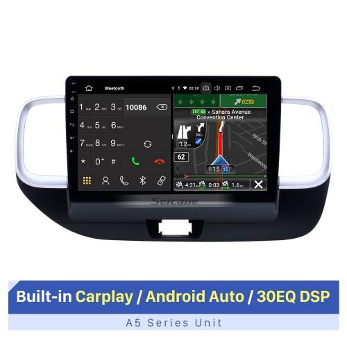 10,1 Zoll 2019 Hyundai Veranstaltungsort RHD Android 10.0 GPS-Navigationsradio Bluetooth HD Touchscreen Carplay