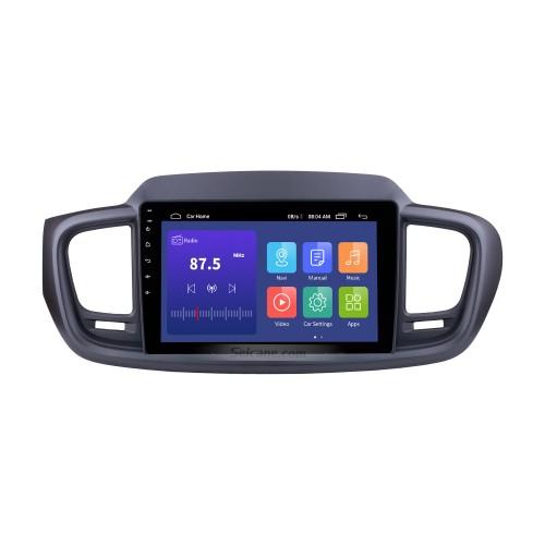 10,1 Zoll Android 10.0 1024 * 600 Touchscreen Radio Auto Multimedia Player Für 2015 2016 KIA SORENTO (LHD) GPS Navigation Upgrade Head Unit mit 3G WiFi Radio Bluetooth Musik USB Mirror Link Unterstützung DVR OBD2 Backup Kamera Lenkradsteuerung TPMS