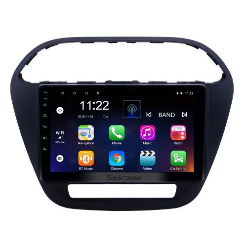 2019 Tata Tiago / Nexon Android 10.0 HD Touchscreen 9-Zoll-GPS-Navigationsradio mit USB WIFI Bluetooth-Unterstützung SWC DVR Carplay