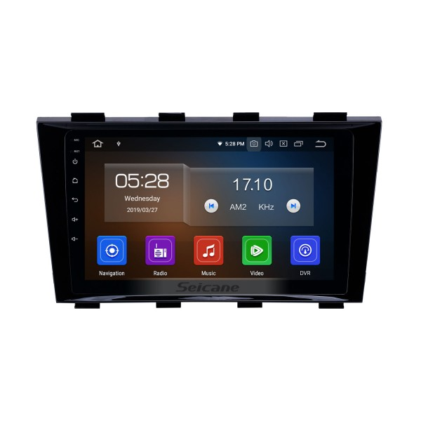 2009-2015 Geely Emgrand EC8 Android 9.0 9-Zoll-GPS-Navigationsradio Bluetooth HD Touchscreen WIFI USB Carplay-Unterstützung Backup-Kamera