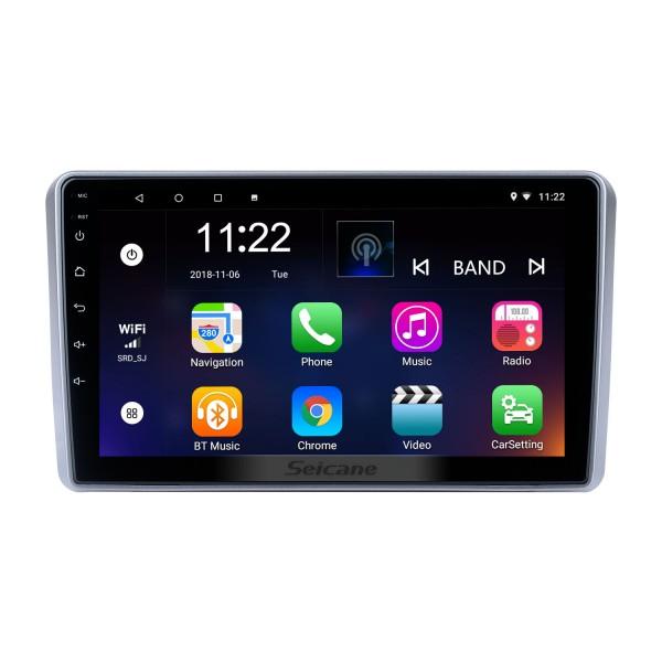 Andriod 10.0 HD Touchscreen 9 Zoll 2002-2006 Buick Regal Linkslenker Autoradio GPS-Navigationssystem mit Bluetooth-Unterstützung Carplay