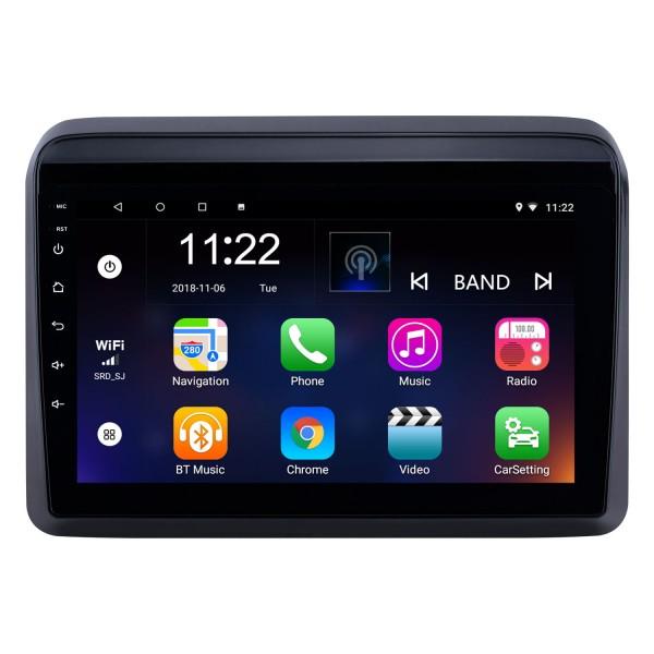 HD 10.2-Zoll-Touchscreen 2012-2015 Skoda Octavia Android 5.0.1 Radio GPS-Navigationssystem mit Bluetooth OBD2 DVR Rearview-Kamera TV-1080P 4G WIFI Lenkrad-Steuerung
