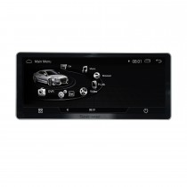 10,25 zoll Android 9,0 GPS Navigation 1028 * 480 Touchscreen Radio Head unit für 2015-2018 AUDI A4 (B9) Auto Multimedia Player USB Carplay Lenkradsteuerung Bluetooth Musik unterstützung OBD2 DVR
