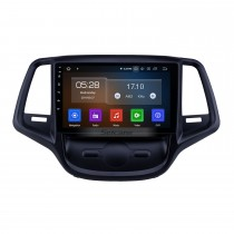 HD Touchscreen 2015 Changan EADO Android 9.0 9 Zoll GPS Navigationsradio Bluetooth WIFI USB Carplay Unterstützung DAB + TPMS OBD2