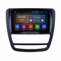 HD Touchscreen Android 10.0 für 2018 JAC Shuailing T6 / T8 Radio 9-Zoll-GPS-Navigationssystem Bluetooth Carplay-Unterstützung Backup-Kamera