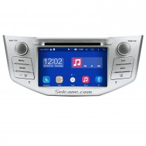 Reines Android 8.0 In Dash DVD GPS System für 2004-2012 Toyota Harrier mit Bluetooth HD touch screen OBD2 DVR Rückfahr kamera TV 1080P Video 3G WIFI Lenkrad-Steuerung USB SD