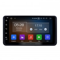 HD-Touchscreen 2007-2012 Suzuki JIMNY Android 9.0 Radio GPS-Autoradio Bluetooth-Musik-MP3-TV-Tuner AUX-Lenkradsteuerung USB-Unterstützung Rückwärtskamera CD-DVD-Player