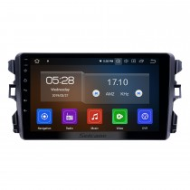 9 Zoll 2010-2018 BYD G3 Android 9.0 GPS Navigationsradio WIFI Bluetooth HD Touchscreen Carplay Unterstützung TPMS DVR Mirror Link