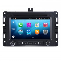 Android 8.0 2014 2015 2016 Jeep Renegade Ersatz Stereoanlage GPS-Navigationssystem Radio 3G Wlan DVD Bluetooth USB SD