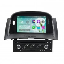 2004-2009 Renault Megane II 8-Zoll-Auto-Stereo Android 7.1 HD-Touchscreen DVD GPS-Navigationssystem Bluetooth 4G WIFI DAB + TPMS Backup-Kamera-Spiegel-Link-