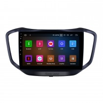 10,1 Zoll HD Touchscreen 2014-2017 Chery Tiggo 5 Android 9.0 GPS Navigationsradio Bluetooth WIFI Carplay Unterstützung TPMS OBD2
