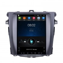 9,7 Zoll Android 6.0 Multimedia-Autoradio GPS-Navigationssystem für Toyota Corolla 1024 * 768 Touchscreen 4G WiFi 1080P Spiegel-Link OBD2