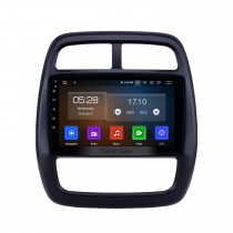 2012-2017 Renault Kwid Android 10.0 9 Zoll GPS Navigationsradio Bluetooth HD Touchscreen WIFI USB Carplay Unterstützung Digital TV