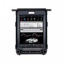 12,1 Zoll Android 9.0 Auto Multimedia Player für FORD Rapter F150 2009-2013 Handbuch A / C oder FORD Rapter 2014-2015 Auto A / C & Handbuch A / C HD Touchscreen DVD-Player GPS-Navigationssystem
