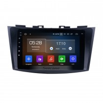 2011 2012 2013 Suzuki Swift Ertiga GPS Navigation 9 Zoll Android 9.0 Stereo Bluetooth Musik USB Spiegel Link Lenkradsteuerung DVD Player Carplay