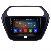 HD Touchscreen 2015 Mahindra TUV300 Android 9.0 9 Zoll GPS Navigationsradio Bluetooth USB Carplay WIFI AUX Unterstützung DAB + Lenkradsteuerung