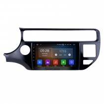 2012-2015 Kia Rio LHD Android 9.0 9 Zoll GPS Navigationsradio Bluetooth HD Touchscreen USB Carplay Musikunterstützung TPMS DAB + 1080P Video Mirror Link