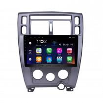 10,1 Zoll Android 10.0 HD Touchscreen-Radio für 2006-2013 Hyundai Tucson LHD GPS-Navigationsauto Stereo-Bluetooth-Unterstützungsspiegel-Link OBD2 3G WiFi DVR 1080P Video-Lenkradsteuerung