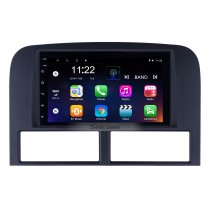 7 Zoll Android 10.0 für 1999 2000 2001-2004 Jeep Grand Cherokee Radio GPS-Navigationssystem Mit HD Touchscreen Bluetooth-Unterstützung Carplay