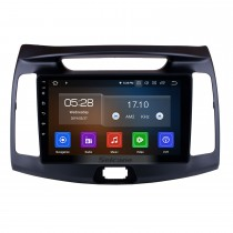 9 Zoll 2011-2015 Hyundai Elantra Android 9.0 HD Touchscreen GPS Navigationssystem Stereo im Dash Bluetooth Radio Unterstützung WIFI USB Telefon Musik SWC DAB + Carplay 1080P Video
