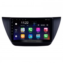 OEM 9 Zoll Android 8.1 Radio für 2006-2010 MITSUBISHI LANCER IX Bluetooth Wifi HD Touchscreen GPS-Navigation AUX USB-Unterstützung Carplay Backup-Kamera DVR
