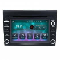 Android 8.0 GPS Navigationssystem für 2005 2006 2007 2008 Porsche 911 997 mit DVD Player Touch Screen Radio Bluetooth WiFi TV Backup kamera Lenkrad-Steuerung HD 1080P Video USB SD