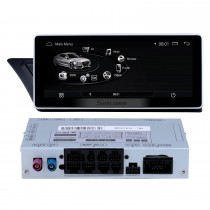 10,25 Zoll Android 7.1 Autoradio Stereo Head Unit GPS Navigationssystem für 2009-2014 AUDI A4 mit Bluetooth musik WIFI FM AM Unterstützung USB Rückfahrkamera Lenkradsteuerung