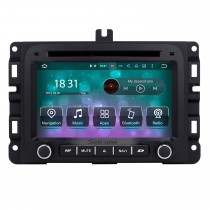2014 2015 2016 Jeep Renegade Android 9.0 GPS Navigationsradio mit Bluetooth HD Touchscreen Unterstützung Spiegel Link DVR Rückfahrkamera