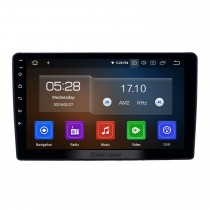 2001-2008 Peugeot 307 Android 9.0 9-Zoll-GPS-Navigationsradio Bluetooth HD Touchscreen USB Carplay Musikunterstützung TPMS DAB + 1080P Video Mirror Link