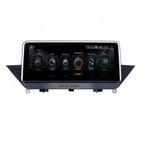 10,25 Zoll HD Touchscreen Android 9.0 2009-2015 BMW X1 E84 Autoradio Head Unit GPS-Navigation Bluetooth-Unterstützung Rückfahrkamera Lenkradsteuerung USB WIFI Mirror Link OBD2