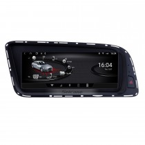 8,8 Zoll Android 6.0 1280 * 480 Touchescreen Radio für 2009-2015 Audi Q5 GPS Navigation Upgrade Stereo FM / AM Bluetooth Musik Wifi Carplay USB Lenkradsteuerung Unterstützung DAB +
