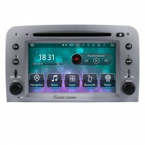 Android 8.0 HD Touchscreen Autoradio DVD Spieler für 2005-2013 Alfa Romeo 147 GPS Navigationssystem Bluetooth Musik WIFI Unterstützung OBD2 USB Spiegel Verbindung Rückfahrkamera Lenkradsteuerung