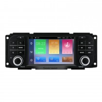All-in-One-GPS-Navigationssystem für 2002-2008 Dodge RAM mit Touchscreen TPMS DVR OBD Spiegel Link Rückfahrkamera 3G WiFi TV Video DVD Player Radio Bluetooth DSP