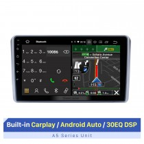 9-Zoll-HD-Touchscreen für 2002-2006 Buick Royaum LHD-Stereo-Autoradio Stereo-Player Unterstützung für das Car-Audio-System Wireless Carplay