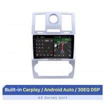 9-Zoll-HD-Touchscreen für 2004-2008 Chrysler 300C Stereo Autoradio DVD-Player Autoradio Bluetooth-Unterstützung 1080P Video Player