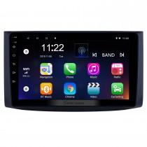 9 Zoll Android 10.0 GPS Navigationsradio für 2006-2019 Chevy Chevrolet Aveo / Lova / Captiva / Epica / RAVON Nexia R3 / Gentra Bluetooth HD Touchscreen-Unterstützung Carplay DVR