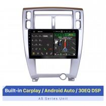 10,1-Zoll-HD-Touchscreen für 2006-2013 Hyundai Tucson GPS Navi Auto-Audiosystem Bluetooth-Autoradio-Unterstützung Split-Screen-Display