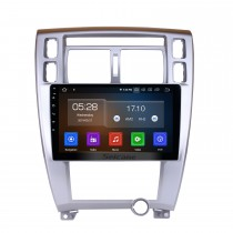 10,1 Zoll HD Touchscreen Android 10.0 Radio für 2006-2013 Hyundai Tucson GPS-Navigation Bluetooth FM Wifi USB Carplay SWC-Rückfahrkamera