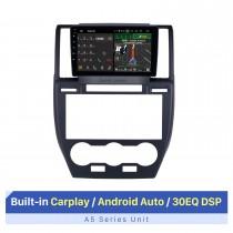 Für 2007-2010 2011 2012 Land Rover Freelander Radio 9 Zoll Android 10.0 HD Touchscreen Bluetooth mit GPS-Navigation Carplay-Unterstützung 1080P