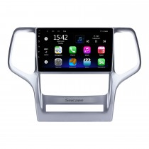 2008 2009 2010 2011 2012 Jeep Grand Cherokee 9 Zoll Andriod 10.0 HD Touchsreen Autoradio GPS-Navigationssystem mit Bluetooth-Unterstützung Carplay