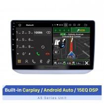 10,1 Zoll HD Touchscreen für 2008-2014 Skoda New Fabia Head Unit Android Auto GPS Navigation Auto Stereo System Unterstützung AHD Kamera