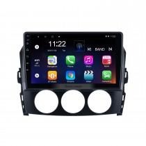 Andriod 10.0 HD Touchsreen 9 Zoll 2009 Mazda MX-5 GPS-Navigationssystem mit Bluetooth-Unterstützung Carplay