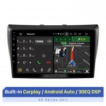 Für 2012-2017 Changan Yuexiang V3 Auto-GPS-Navigationsradio mit drahtloser Carplay-Unterstützung Streering Wheel Control 1080P Video Player