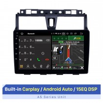 9 Zoll HD Touchscreen für 2014-2016 Geely Emgrand EC7 Stereo Auto GPS Navigation Stereo Unterstützung Wireless Carplay Navigation