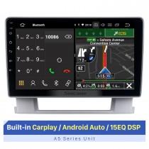 9-Zoll-HD-Touchscreen für 2014 Buick Excelle GPS Navi Auto-DVD-Player Upgrade Auto-Stereo-System Unterstützung 2.5D IPS-Touchscreen