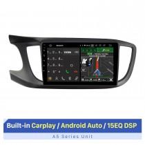 10,1 Zoll HD Touchscreen für 2015-2017 ROEWE 360 LHD GPS Navi Autoradio Bluetooth Autoradio Unterstützung Splitscreen