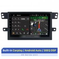 9-Zoll-HD-Touchscreen für 2017 MAXUS T60 Autoradio-Autoradiosystem mit Bluetooth-Unterstützung 2.5D IPS-Touchscreen