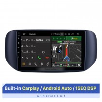 9-Zoll-HD-Touchscreen für 2018 TATA HEXA RHD Radio Auto-Audiosystem Auto-DVD-Player-Upgrade Unterstützung 2.5D IPS-Touchscreen